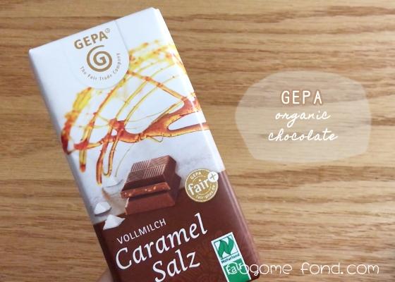 GEPA ゲパのチョコレート